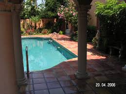 mexican tile cleaning sanding and sealing of bird key fl mansion