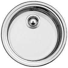 Home Depot Bar Sinks Canada by Blanco Round Topmount Stainless Steel Bar Sink The Home Depot Canada