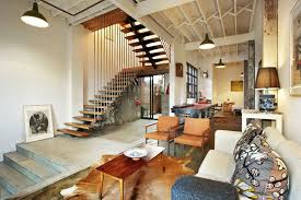100 Warehouse Living Melbourne TrendHome Turned Into 2 Lofts In