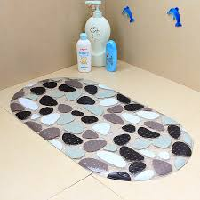 Get Quotations Deyang Special Bath Mat Toilet Bathroom Shower Massage With Suction Cups Round Plastic Mats Floor