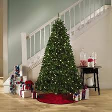 Martha Stewart Artificial Christmas Trees Kmart by Trim A Home Christmas Trees Christmas Tree