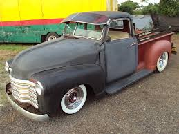 1951 Chevy Truck - Yaril's Customs