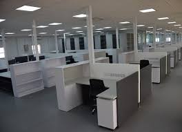 ID HT WS27 Single Workstation Cubicle