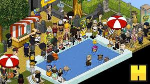 Habbo On Twitter Pools Open