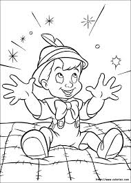 22 Pinocchio Printable Coloring Pages For Kids Find On Book Thousands Of