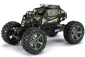 100 4x4 Rc Truck New Bright 110 RC Trail Buster Radio Control Vehicle Green