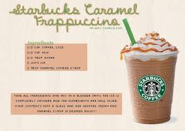 Starbucks Caramel Frappuccino Pretty Sure Im Making This Now