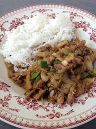 cuisiner le chou chinois cuit wok de poulet au chou chinois ma p tite cuisine