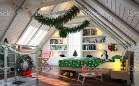 Home Interior Pics Weihnachtendachbodenhome Interior Stockfoto Und Mehr Bilder Architektur