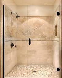 travertine bathroom designs custom decor shower tile designs
