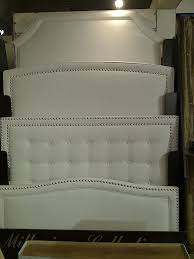 Black Leather Headboard Double by Best 25 Studded Headboard Ideas On Pinterest Nailhead Headboard