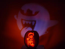Mario Pumpkin Carving Patterns by Pumpkin Carving Art Know Your Meme