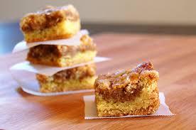 Pumpkin And Cake Mix Dessert by Pumpkin Dessert Or Breakfast Squares Wee Eats