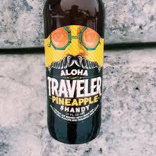 Travelers Pumpkin Beer by Say