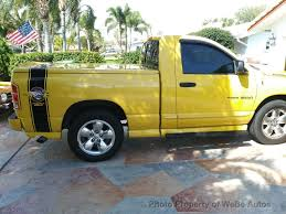 100 For Sale Truck 2005 Used Dodge Ram 1500 Rumble Bee Limited Edition At