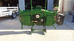 John Deere 1025r Mower Deck Adjustment by Lawn Tractor Mower Deck Dolly For John Deere 2320 2520 2720 And