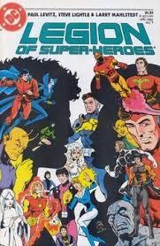 Legion Of Super Heroes Vol 3 9