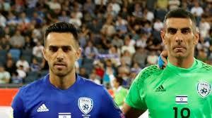 100 Zahavi Eran Israel Captain Quits Ahead Of World Cup