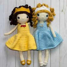Crochet Doll Clothes Patterns Inspirational The Friendly Dolls