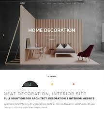 100 Interior Architecture Websites DeKor