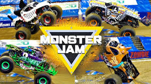 MONSTER JAM TRUCKS ! Show MAY 2017 - YouTube