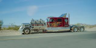 100 Simi Trucks 3424HP Thor24 Semi Truck With Twin V12 Engines 12