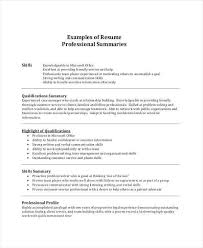 Customer Service Resume Examples Luxury Summary For Lovely Beautiful