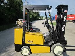 100 Yale Lift Trucks Glc060 Forklift Truck Hilo 6 000lbs Hyster