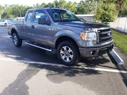 Pre-Owned 2013 Ford F-150 STX Extended Cab Pickup In Jacksonville ...