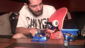 Thunder Team Edition Trucks Review - YouTube