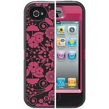 OTTERBOX Defender Series Case & Holster for iPhone 4 4s Born