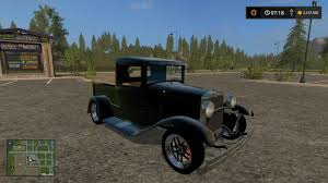 1930 FORD MODEL A TRUCK V1.0 For LS 17 - FS 2017, FS 17 Mod / LS ... 1930 Ford Model A Premier Auction Pickup T240 Indianapolis 2013 1930s Pickup Truck Jamestown Southern Gold Country Ford Model Truck V10 For Ls 17 Fs 2017 Mod Volo Auto Museum Sale On Classiccarscom Pick Up Delivering Sasparilla 1945 Truck Luxury Deluxe Fdor Town Sedan By Custom Hotrod By Element321 Deviantart Comptlation Farming Simulator