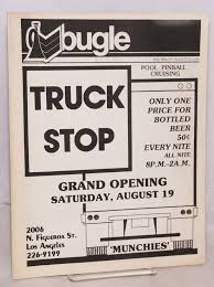 The Bugle: #17 August 15-30, 1978; Truck Stop Grabnd Opening Cover ... Truck Stop West Hollywood All Star Car And Los Angeles Ca New Used Cars Trucks Sales Hard Labor 2017 Masterbeat Locations Los Angeles Foodtruckstops Jubitz Travel Center Fleet Services Portland Or Stock Photo Image Of White Inrstate California 5356588 Rise The Robots The Walrus Man Detained For Questioning After Fedex Hits Kills Bicyclist 4205 Eugene St 90063 Trulia 1lrmp82olosangelescvioncentermilyaffair2011show What Is Amazon Tasure Popsugar Smart Living Junk Removal 3109805220 Same Day Service Pacific