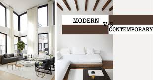 100 Home Interior Modern Design Difference Between Modern And Contemporary Interior Design
