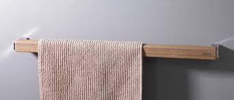 hoesch wand handtuchhalter chrom