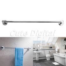 Bathroom Towel Bar With Shelf by Bathroom Interesting Bathroom Towel Rack With Wooden And Metal