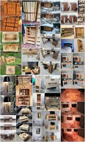 Amazing Things To Make With Old Wood Pallets