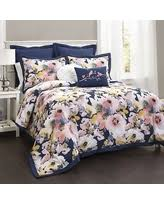 Lush Decor Belle 4 Piece Comforter Set by Bargains On Lush Decor 7 Piece Avery Comforter Set King Ivory