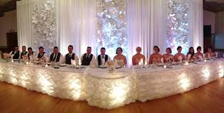 Marvelous Head Table Ideas For Wedding 13 On Vintage Decor With