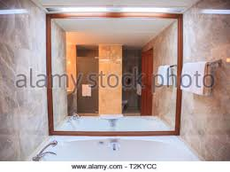 hygienische moderner luxus badezimmer design hintergrund