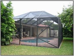 Patio Mate 10 Panel Screen Room by Patio Screen Enclosures West Palm Beach Patios Home Decorating