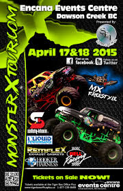 Monster X Tour | Encana Events Centre – Dawson Creek's ... Monster Jam Truck Bigwheelsmy Team Hot Wheels Firestorm 2013 Event Schedule 2018 Levis Stadium Tickets Buy Or Sell Viago La Parent 8 Best Places To See Trucks Before Saturdays Drives Through Mohegan Sun Arena In Wilkesbarre Feb Miami Marlins Royal Farms 2016 Sydney Jacksonville