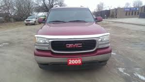 100 Yukon Truck 2005 GMC Speedwrench Auto