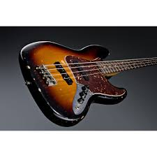 Fender Road Worn 60s Jazzbass 3TSB PF Electric Bass Guitar