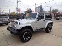 100 Texas Truck Sales Houston Fuentes Auto 2007 Jeep Wrangler TX 976