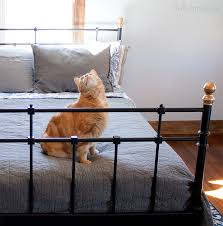 Svelvik Bed Frame by A Bit Of Gold Simple Hack For An Ikea Farmhouse Bedroom Hello