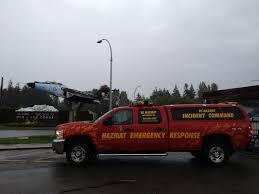 100 Hazmat Truck CFB Esquimalt BCHAZMAT Management Ltd