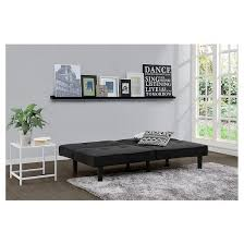 futon black room essentials target