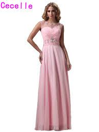 online buy wholesale pink beach wedding bridesmaid dresses from