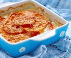 cuisiner des panais marmiton gratin de panais et patate douce recette de gratin de panais et